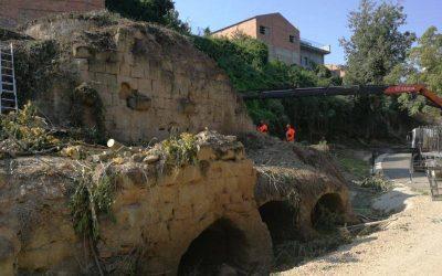 In Situ Patrimoni i Turisme és notícia per la recuperació del molí medieval de Térmens