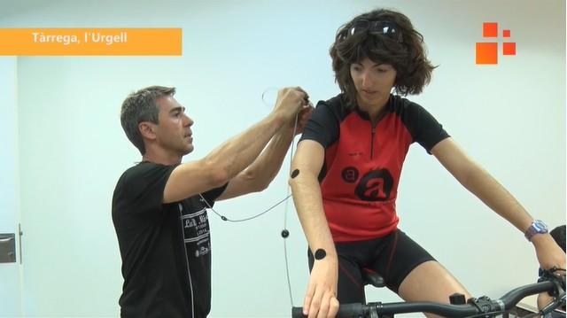 L'empresa SAO BIO ubicada al viver d'empreses CEITÀRREGA Nau 19 col.labora amb els ciclistes del Club Alba