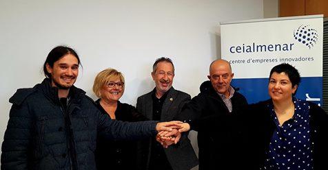 Noves empreses del sector industrial i la biotecnologia s'instal·len al CEI Almenar