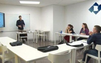 Nou curs d'Emprenedoria al CEI Balaguer