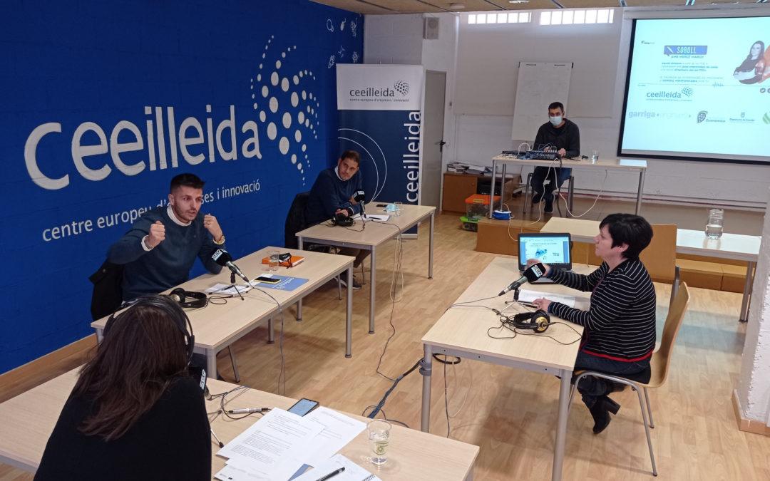 Torna la ràdio al CEEILleida amb un segon debat sobre el present i el futur de les energies renovables