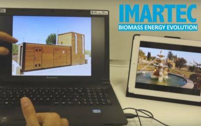 Imartec dissenya un innovador equip de biomassa que funciona amb un alt rendiment i baix nivell d'emissions, combinat amb un important estalvi energètic
