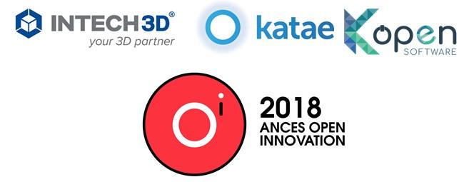 INTECH3D, Katae i Kopen Software participen en l'ANCES Open Innovation per oferir noves solucions tecnològiques davant 13 grans firmes d'abast internacional